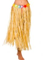 Hawaiian Grass Skirt Natural (9441)